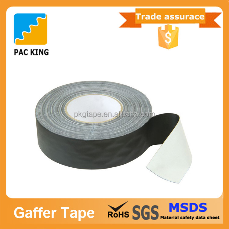 High Quality And Low Price Fuorescent Gaffer Tape