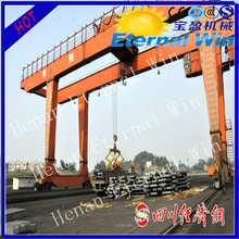 Mobile 100 ton gantry crane for sale