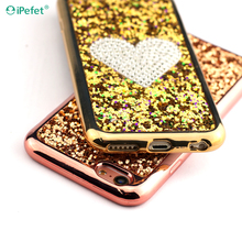 OEM China manufacturer mobile phone case for iphone6 colorful guitar soft phone case tpu bling case