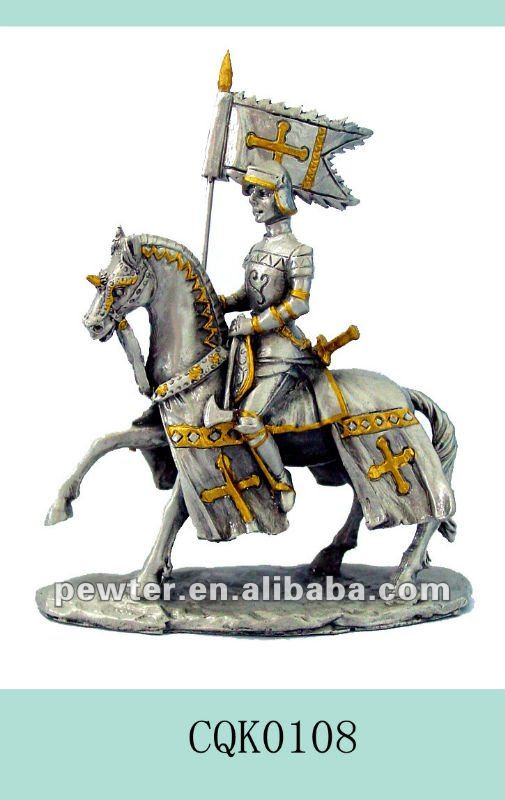 Decorative Medieval knight Model