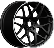 Hot Taiwan Custom Design New Design Replica Alloy Wheels Car Wheels (ZW-QC850)