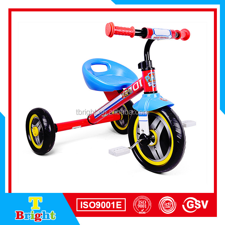 SF-15 Cheap Tricycle For Kids With EVA Wheels