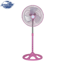 "Hot Selling Metal Blade 12"" Inch Pedestal Industrial Stand Fan"