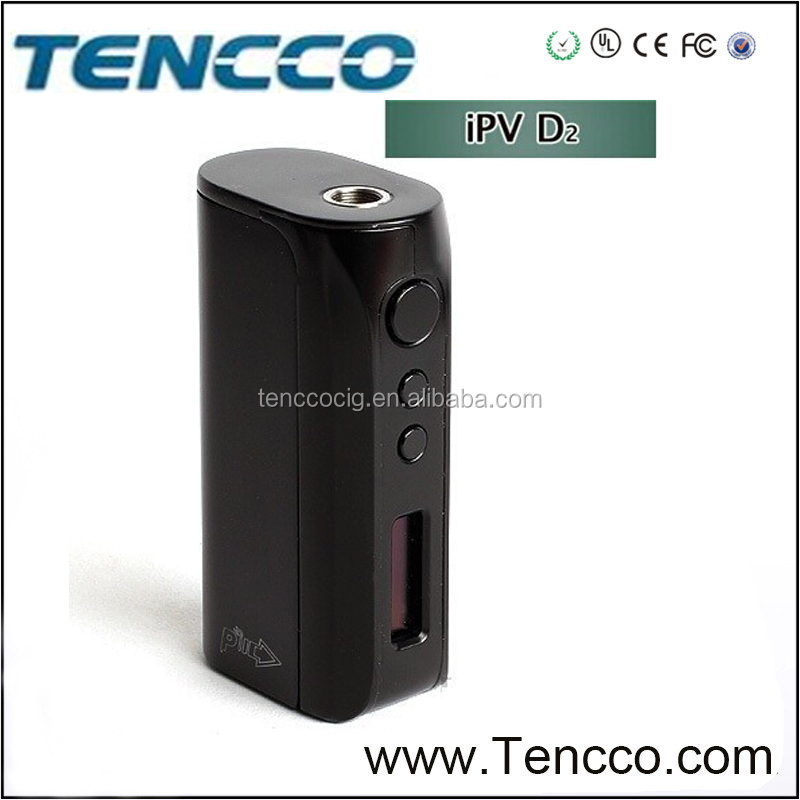 Stock offer Pioneer4you ipv d2 75w TC box mod /temperature control mod IPV D2 box mod