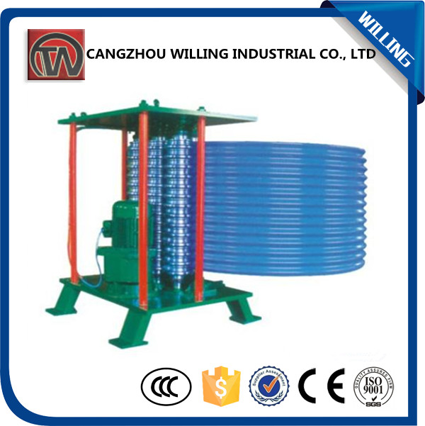 Steel Structure Metal air hose hydraulic crimping machine