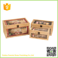 wooden essential oil wood box craft