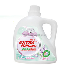 2L Lasting Fragrance Remove stains wholesale Laundry detergent