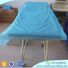 Waterproof medical/surgical 100% polypropylene sms nonwoven fabric, sms nonwoven manufacturer