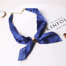 Newest desing Stylish Popular Korean Neck decoration Necklace scarves