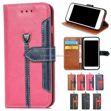 flip phone case cover carrying bags for cell mobile smart phone for girls for Huawei P9 mate 8 honor 9 8 7 6 5 4 3 2