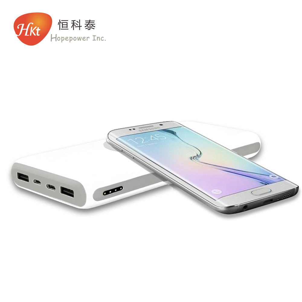 2018 trending products wireless charger power bank 20000mAh online shopping for smart phone