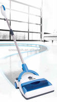 steam mop with sweeper function