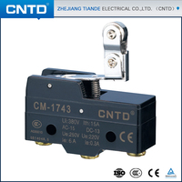 CNTD Products Manufacturer 40T85 Waterproof Electric Micro Switches 12V