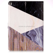 Custom silicone cell phone case cover Hot selling marble pu leather wallet mobile phone case for ipad 8