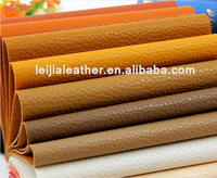 Classical color design embossed pvc synthetic leather for car interior car seat covers and sofa