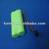 Factory price environmental nimh battery 1.2v ni-mh aa rechargeable battery 2400mAh
