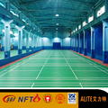 Indoor badminton court floor mat