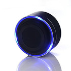 Colorful luz LED inteligente sem fio bluetooth speaker