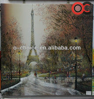 Cheapest modern decorative canvas printing natural scenery art painting