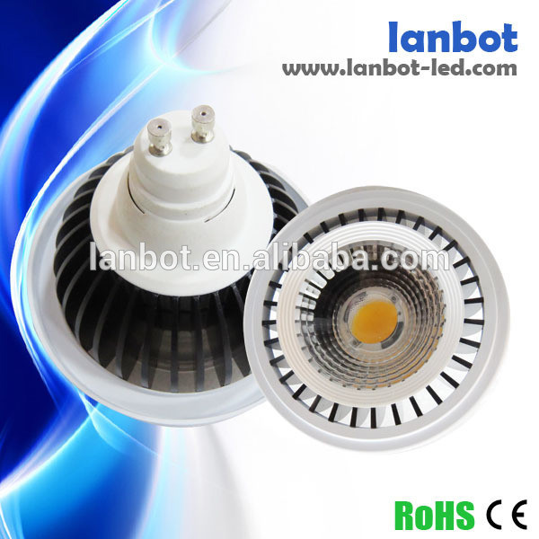 2015 2016 LANBOT BAND Ra>83 20W Par best sell hot 20w ar111 led spot light with gx8.5 lampholder base LED