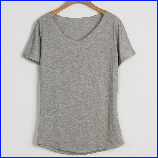 Best Selling China Import Tall T Shirts Wholesale 1 Dollar