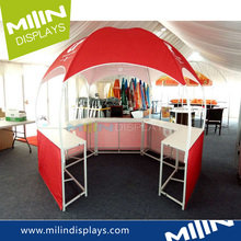 Promotion trade show tent 10x10 hexagonal display pannel for activities
