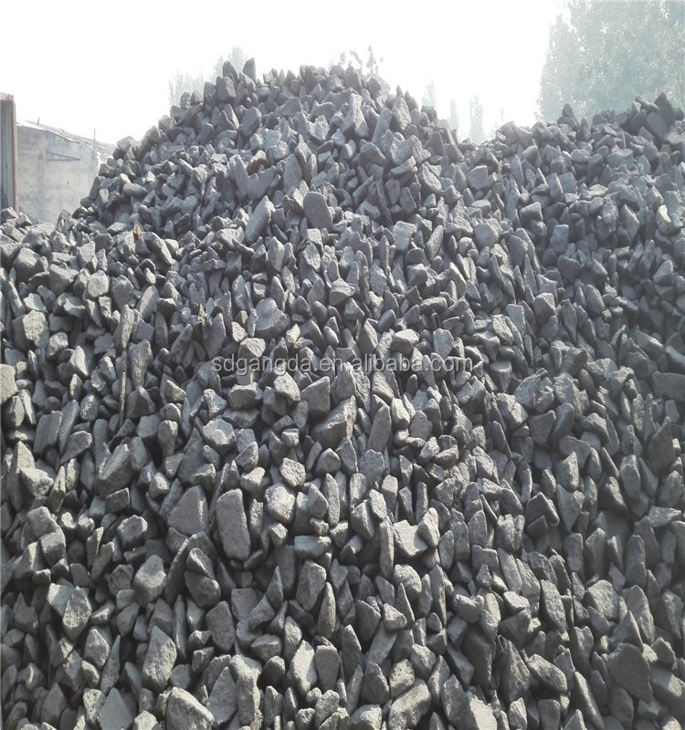 80-150mm Aluminum used carbon anode/Carbon Anode <strong>Scrap</strong>