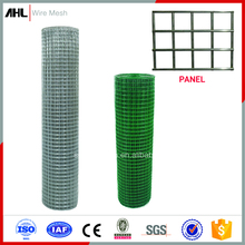 PVC Powder Coated 2X2 4X4 10 Gauge Stainless Steel Roll For Holland Fence Prices of Philippine Galvanized Panel Welded Wire Mesh