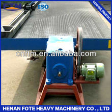 Widely used titanium ore shaking tables