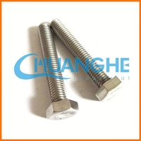 High Tensile Fastener nut and bolt, roofing bolts&nuts