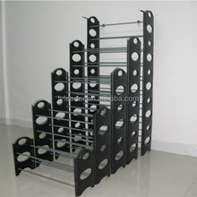 Amazing Shoe Rack Storage Organizer, 10 Tier 30 Pair High Quality Portable shoe rack, Stackable Adjustable Shelf