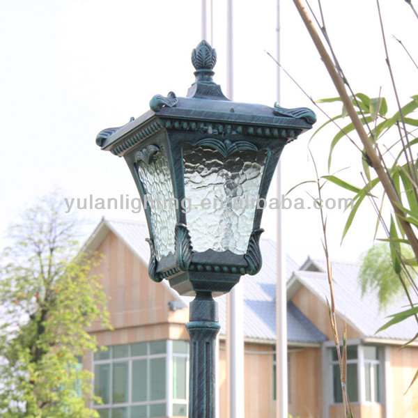 high pressure sodium yard outdoor lights