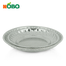 round stainless steel steamer tray with good price