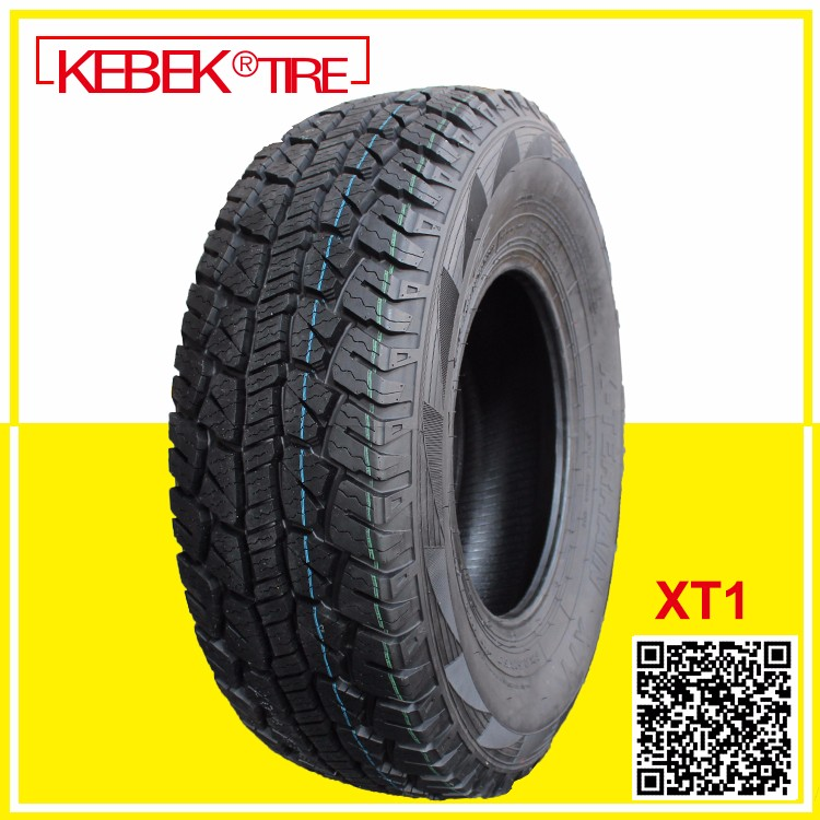 LT235/80R17 SUV Radial Tubeless Car Tire Made in China