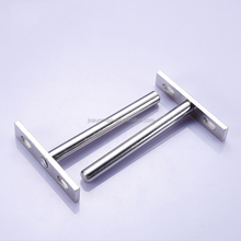 furniture hardware metal hidden floating wall shelf bracket support