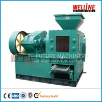 High efficient activated carbon,carbon black,coke,coal briquette making machine production line price