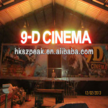 amazing new product amusement machine cinema 9d