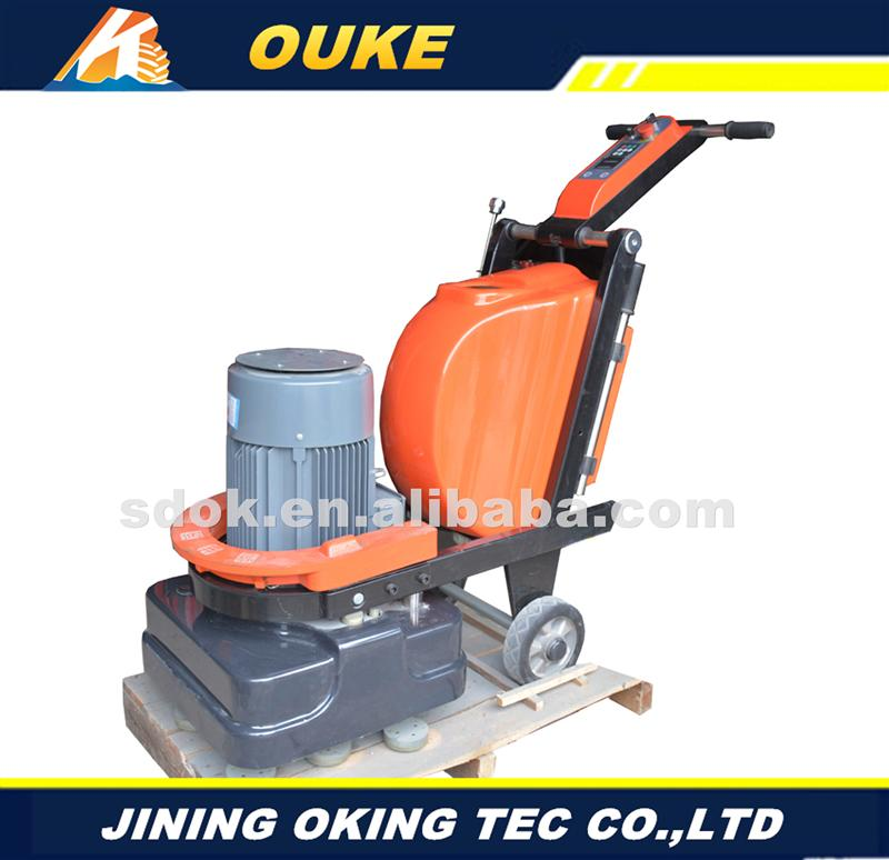 Special supply this month,stone granite concrete floor polisher and grinder machine,steel stump heads