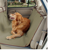 Foldable Waterproof Pet Car Seat Cover for dogs