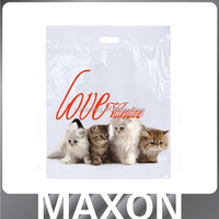 Logo printed High quality food grade ziplock plastic bags