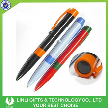 good writing pen sized projector with image logo