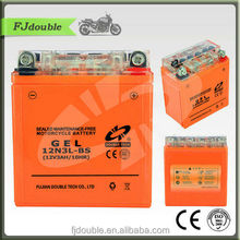 Wholesale MF Lead Acid Motorcycle Battery 12V 3Ah Cheap Price