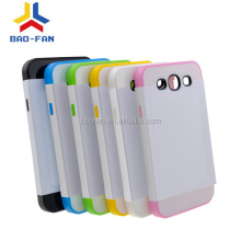 blank sublimation phone case for samsung S3, card insert function phone case sublimation