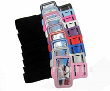 Waterproof Sport Armband Pouch Case Mobile Phone Arm Band Holder Cover for HTC One M7