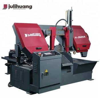 High Quality  China Manufacturer Full Automatic CNC Metal Iron Steel Cutting Band Sawing Machine for OEM/ODM