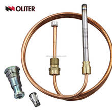 universal gas oven grill thermocouple with repair kit for volumetric water heaters
