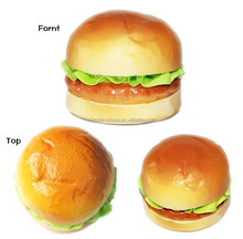 Imitation hamburger for decoration