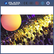 Fashion crowd ball/promotional party crowd ball/ crowd lighting touch ball for party