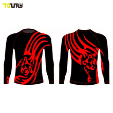 dri fit custom wholesale youth compression shirts