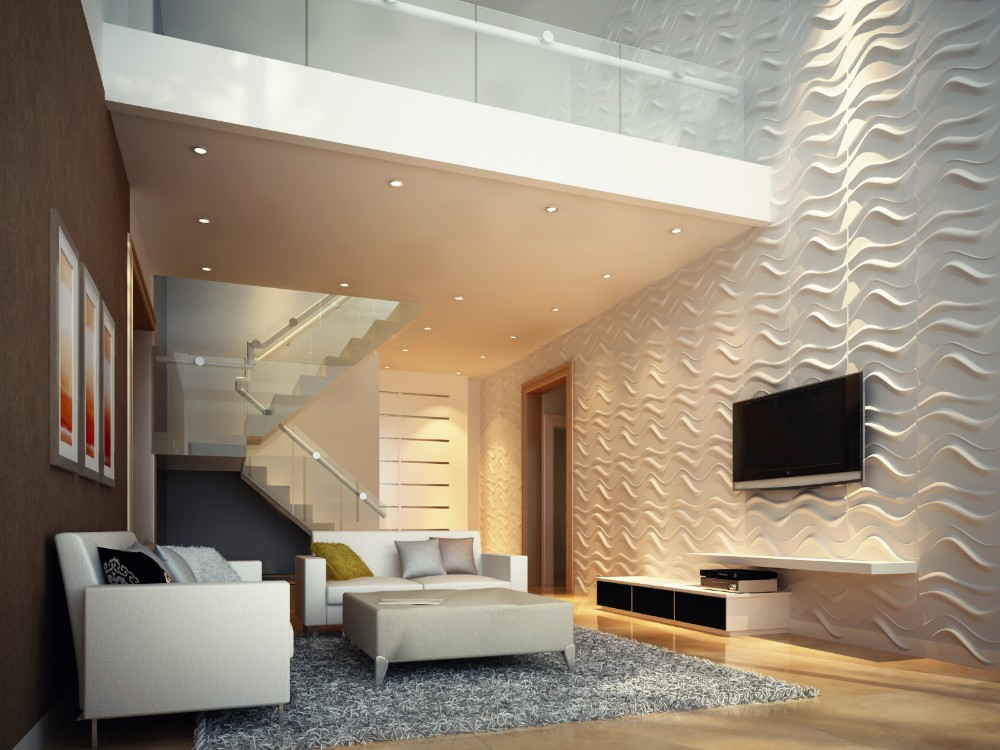 Perfect Design Wall Board 3D Wall Panel PC Wallpaper